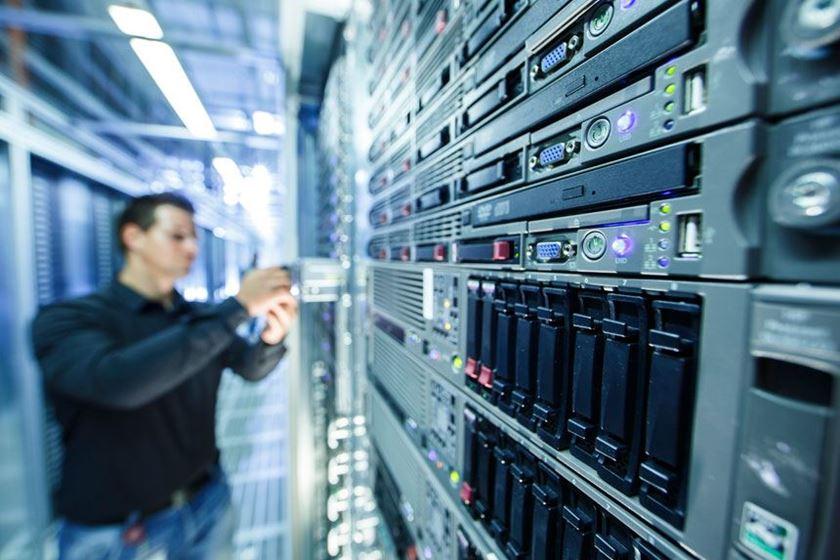 >Εγκατάσταση και Αναβάθμιση Data Center και Τηλεπικοινωνιακού Εξοπλισμού Πολυεθνικής Εταιρείας